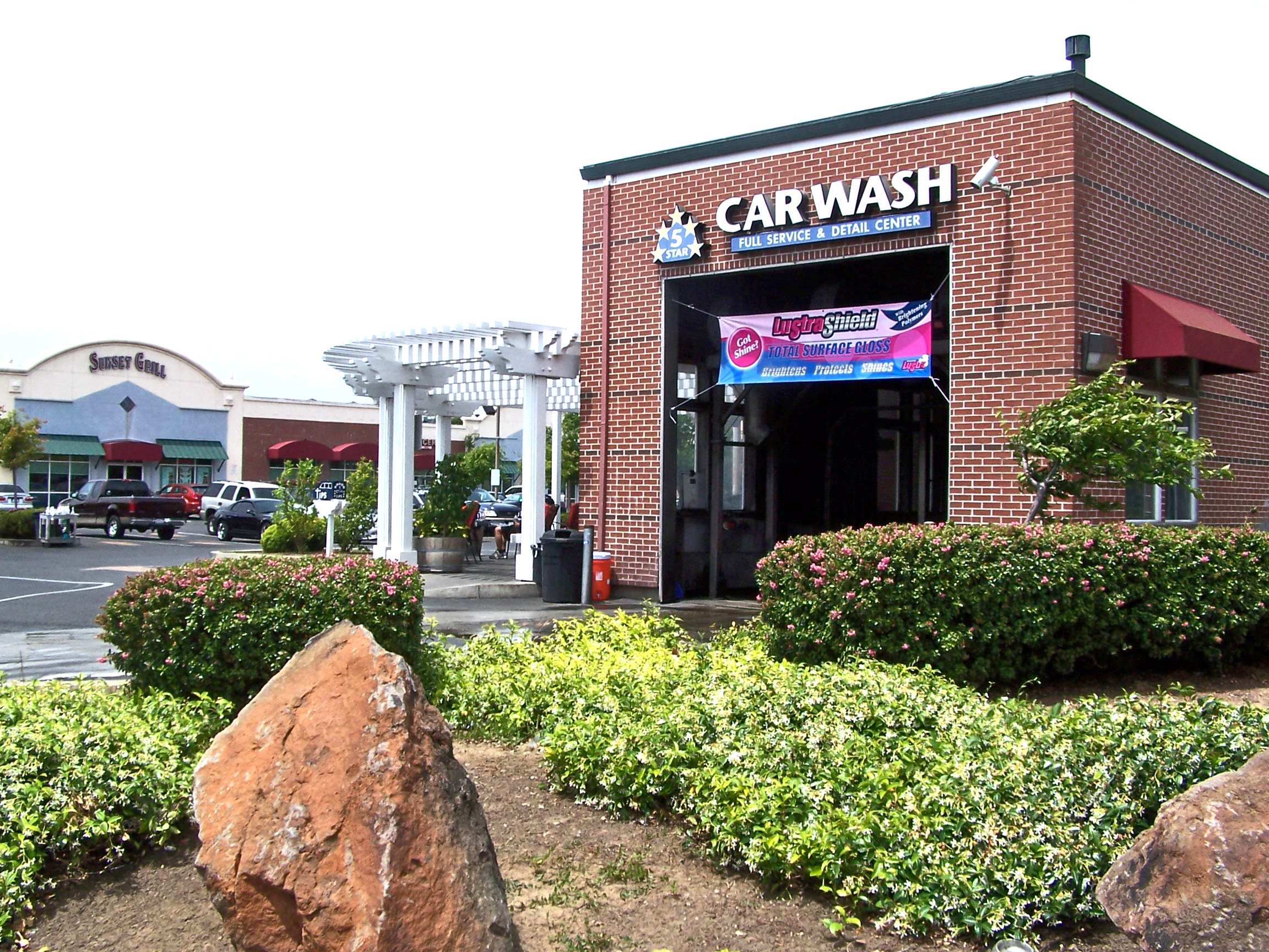 5 Star Car Wash And Detail Center