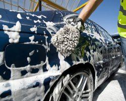 Car-Wash rain