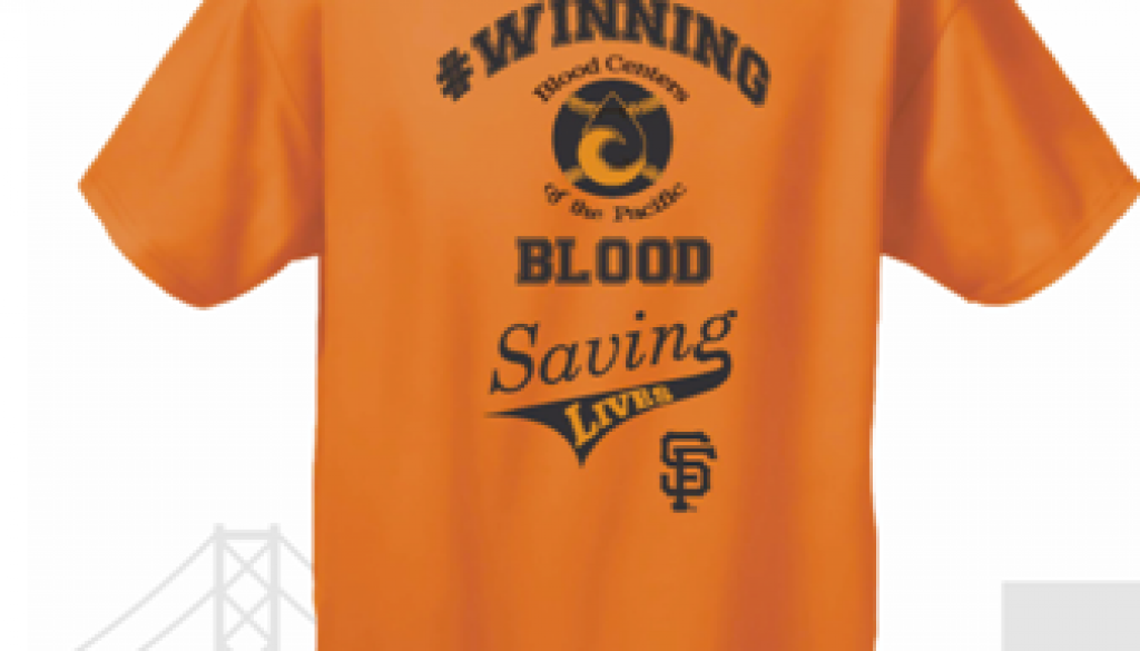 Join Your SF Champions By Saving Lives and Donate Blood July 26, 2015