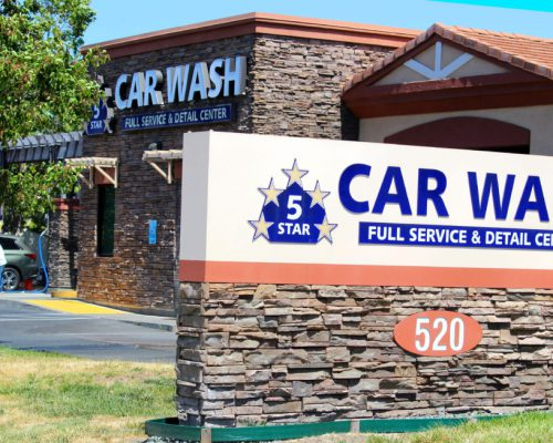 5 Star Car Wash Vacaville