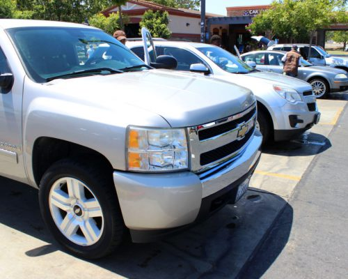 5 Star Car Wash Vacaville, california
