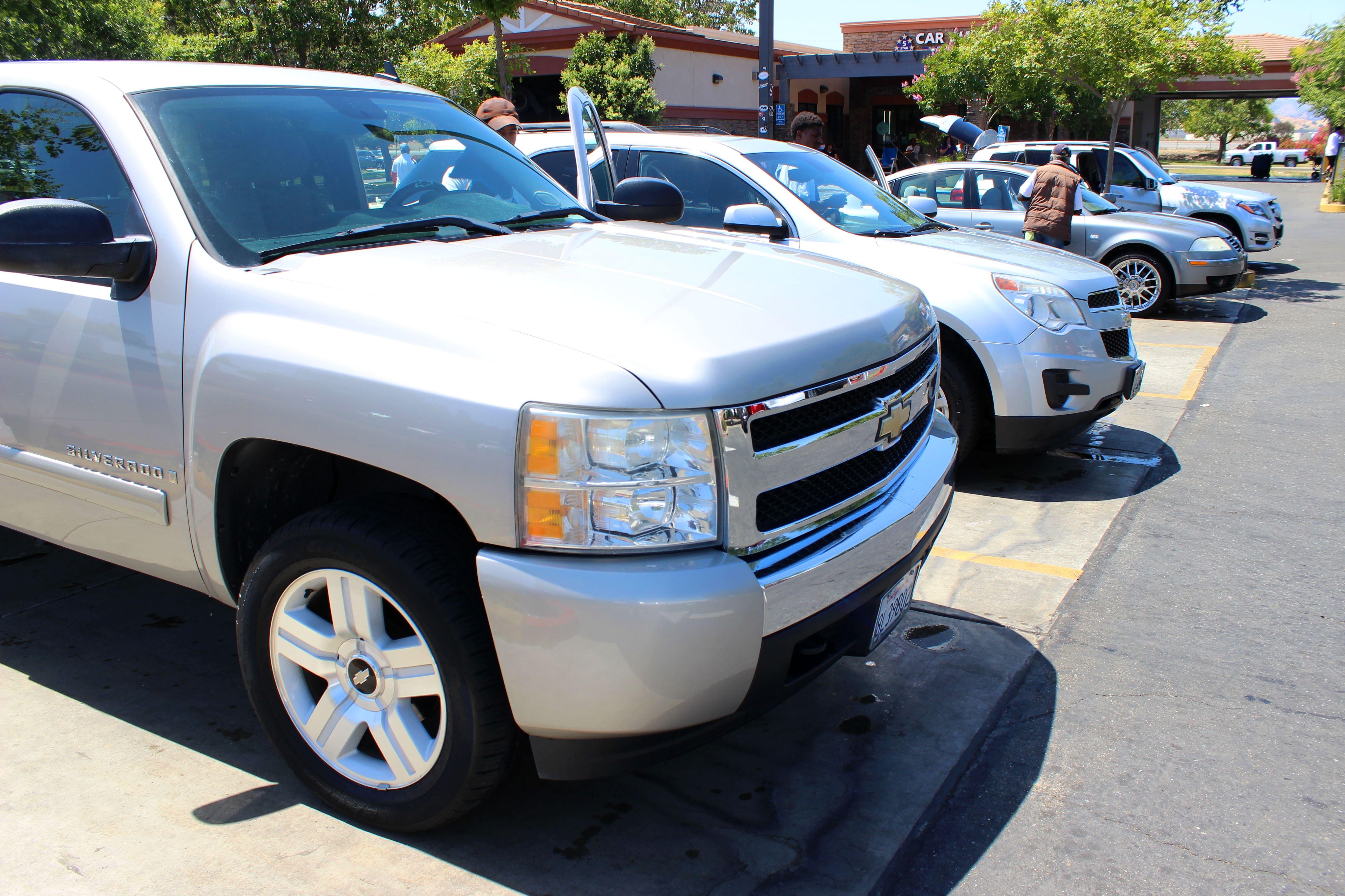 5 Star Car Wash Vacaville, california