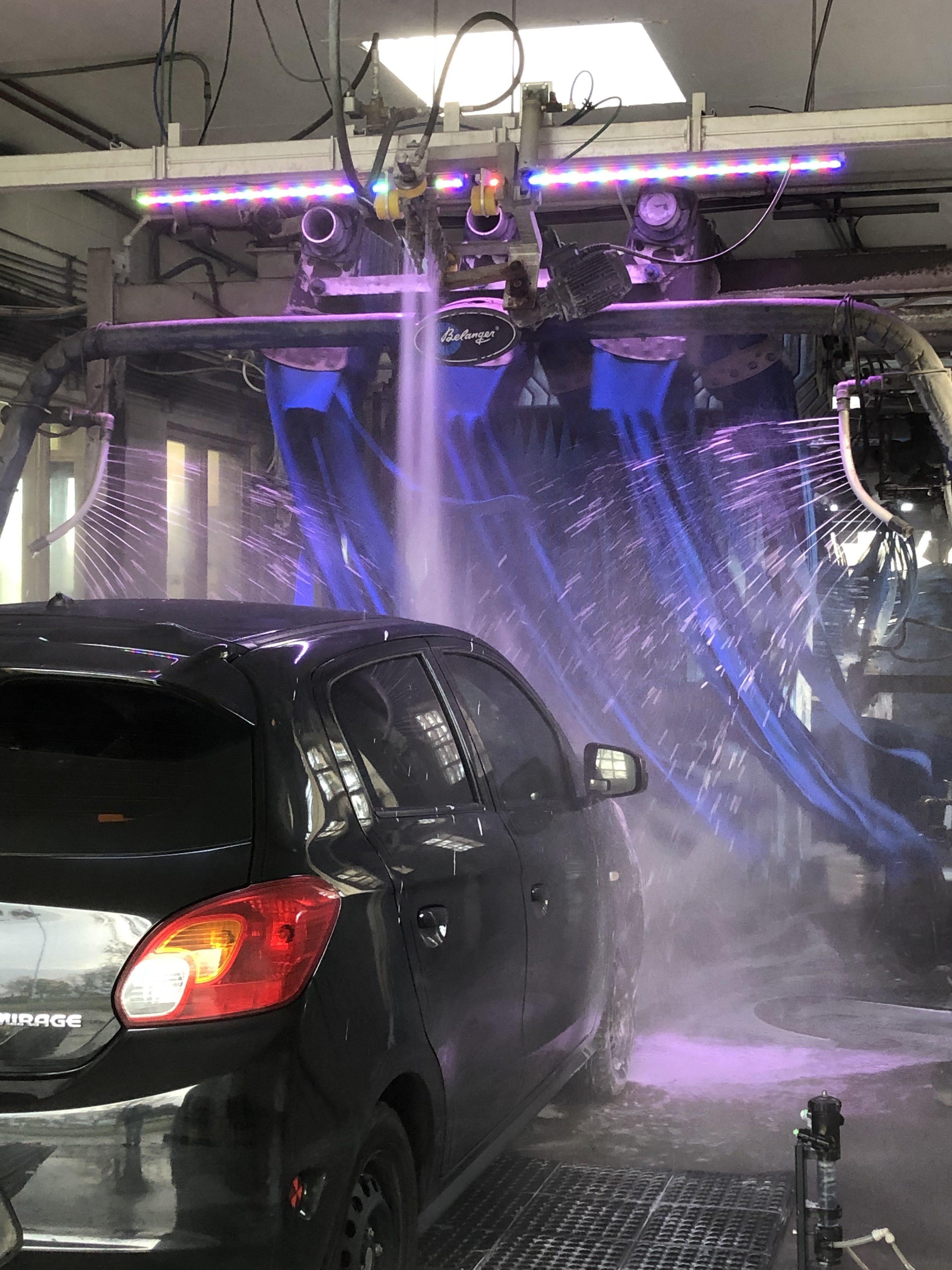 5 Star Car Wash Unlimited Wash
