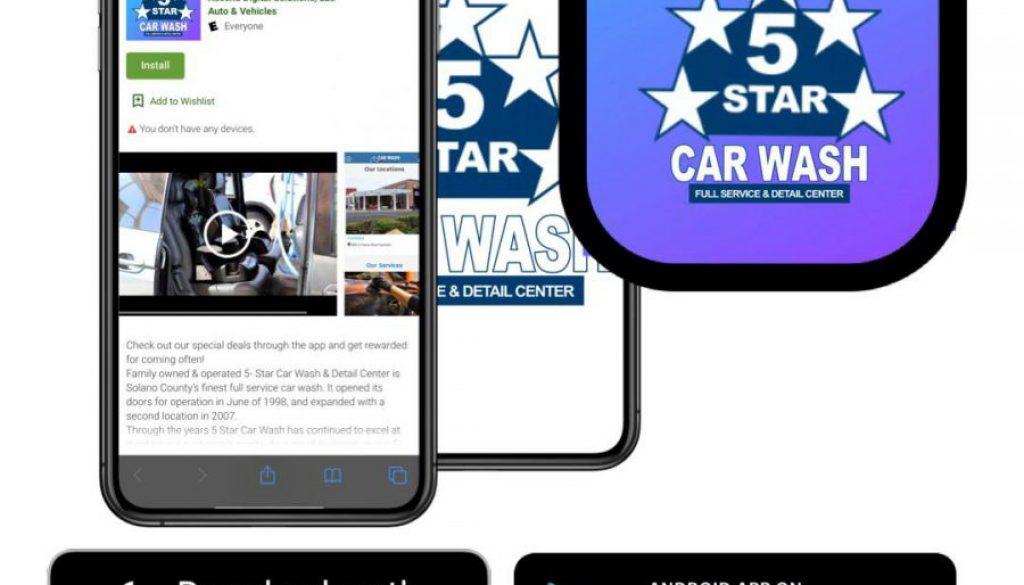 app 5 star
