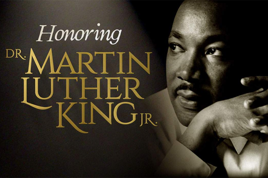 Martin Luther King, Jr. -