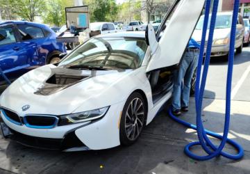 BMW 5 Star Car Wash